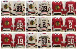 93ed326d2 2019 Winter Classic Chicago Blackhawks Hockey 19 Jonathan Toews 88 Patrick  Kane Men's Corey Crawford Duncan Keith Jersey Stitched