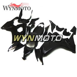 ninja body kits UK - Carbon Fiber Effect Full Fairings For Kawasaki ZX10R ZX-10R 2008 2009 2010 NINJA ZX-10R 08 09 10 ABS Plastic Injection Motorcycle Body Kit
