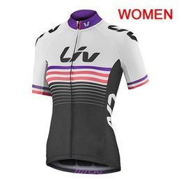 $enCountryForm.capitalKeyWord NZ - 2019 Women Cycling Jersey LIV Team Summe short sleeve bike shirt race fit bicycle clothing factory direct sale outdoor sportswear Y050904