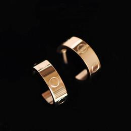 Stud Cases Australia - 2019 The jewelry trade rose gold earrings wholesale beautifully minimalist C type screw nail two case half moon two diamond earrings
