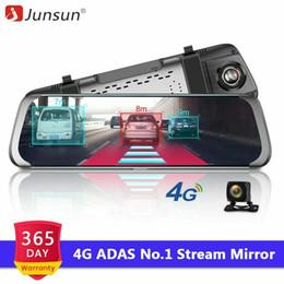 """$enCountryForm.capitalKeyWord Australia - Car Junsun 4G ADAS Car DVR Camera 10""""Android 5.1 FHD 1080P gps navigation Dash cam"""