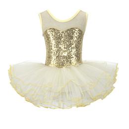 $enCountryForm.capitalKeyWord Canada - Nice Girls Ballerina Fairy Prom Party Costume Kids Sequined Flower Dress Dancewear Gymnastic Leotard Ballet Tutu Dress