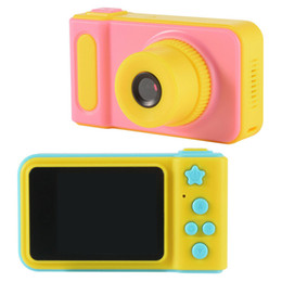 $enCountryForm.capitalKeyWord Australia - Children's HD Camera 2.0 Inch LCD Display Supports 32GB Memory Card Photo Mode 200,000 pixels Video Recording Playing Games