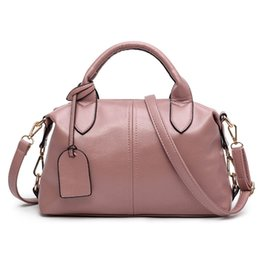 Ladies Handbag Office Australia - 2019 New Designer Women Handbag Female PU Leather Bags Handbags Ladies Portable Shoulder Bag Office Ladies Hobos Bag ML-83