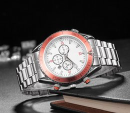 Stainless Steel Unisex Luxury Watches Australia - New Double Calendar Watches Luxury Brand Automatic Men Watch Stainless Steel Wristwatch Fashion Mechanical Mens Watches #05