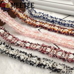$enCountryForm.capitalKeyWord NZ - Meetee15MM Cotton Lace Webbing Vintage Ribbon Trim DIY Sewing Crafts Accessories Home Party Clothes Decoration AP536