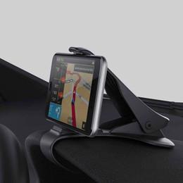 cell phone dashboard 2019 - Universal High Power Car Dashboard Mount Holder Stand HUD Design Cradle for Cell Phone GPS DXY88 cheap cell phone dashbo