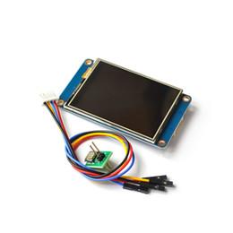 "$enCountryForm.capitalKeyWord Australia - Freeshipping 2.4"" 2.8"" 3.2"" HMI Intelligent Smart USART UART Serial Touch TFT LCD Module Display Panel For Raspberry Pi 2 A+ B+"