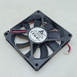 Intel Cpu Fans Australia - Delta 8cm 8015 AFB0812HB 12V 0.2A two-wire computer CPU chassis power supply fan double ball silent fan