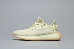 $enCountryForm.capitalKeyWord Australia - 2019 Hyperspace 35 Running Shoes Kanye West White Brand Designer Hot Sale TOP Quality Mens Women Sports Sneakers Size 36-46.5