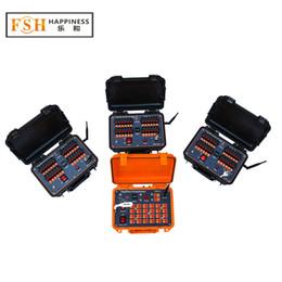 Опт CE пропущенные + Фейерверки Система обжига + DHL / FedEx + 300 ~ 500 м Диапазон водонепроницаемого дистанционного управления (DBR02-X24-72), Sistema de Fuegos Irtificiales, Consola Pirotecnica
