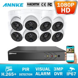 $enCountryForm.capitalKeyWord NZ - ANNKE New 8CH 3MP 5in1 CCTV DVR HD 8PCS TVI Security Camera PIR Detection IP67 Outdoor Camera Home Video Surveillance System Kit