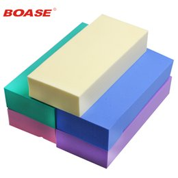 Cleaning Blocks Australia - Interior Accessories Car Paper Towels Free shipping new concept PVA brush car wash wear high density absorbent sponge Cleaning sponge block