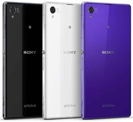 """Cell Phone Z1 Australia - Refurbished Sony Xperia Z1 L39H Original Cell phone GSM 3G&4G Android Quad-Core 2GB RAM 16GB Storage C6903 5.0"""" 20.7MP Camera"""