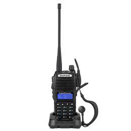 Опт Baofeng UV82 UHF High Power Intelligent FM Lange Range со встроенным светом светодиодные Walkie Talkie пылезащитный и водонепроницаемый двухсторонний радио