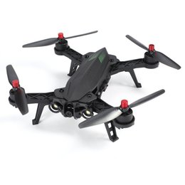 Mjx quadcopter online shopping - MJX Bugs B6FD GHz CH Axis Gyro RTF Drone With HD P G FPV Camera And quot LCD RX Monitor Brushless RC Quadcopter