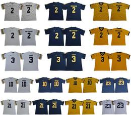 NCAA Michigan Wolverines College 2 Charles Woodson 2 Shea Patterson 3 Rashan  Gary 10 Tom Brady 21 Desmond Howard 23 Tyree Kinnel Jerseys d2aa69d15