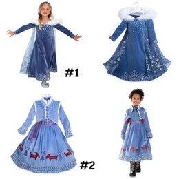Queen Stage Costumes NZ - Carnival christmas baby girls queen cosplay dress kids costume skirts children princess prom party dress girl boutiques clothes