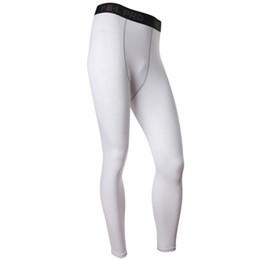 $enCountryForm.capitalKeyWord Australia - Screaming Retail Price New Men's Compression Under Tights Long Leggings Base Layer Pants Tights