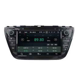 "Din Player Australia - 4GB RAM 64GB ROM Octa Core 2 din 8"" Android 8.0 Car DVD Player for Suzuki SX4  S Cross 2014 Car Radio GPS 4G WIFI Bluetooth TV USB DVR"