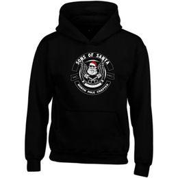 $enCountryForm.capitalKeyWord Australia - Sons of Santa Hoodie North Pole Chapter Christmas Gift Men Sweatshirt Top