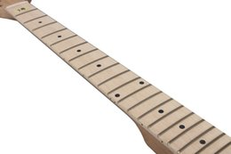 guitar electric fender UK - Mahoganty Guitar Neck 22Fret 25.5''inch Fit Strat Style Electric Guitar #ST7
