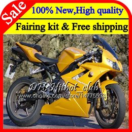 $enCountryForm.capitalKeyWord NZ - Bodywork For Triumph Daytona 675 09 10 11 12 Body 8HT10 Daytona675 09-12 Gloss golden Daytona 675 2009 2010 2011 2012 12 Fairing Bodywork
