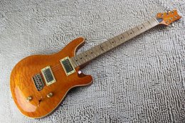 reed guitars Australia - Free Shipping Best High Top Quality Limited Edition 24 Ltd Orange Reed Anniversary Electric Guitar