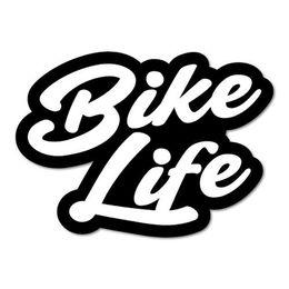 classic car novelties 2019 - Bike Life Fashion Personality Creativity Classic Attractive Funny Car Window Bumper Novelty Drift Vinyl Decal cheap clas