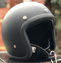 $enCountryForm.capitalKeyWord NZ - Japanese low profile motorcycle helmet 500TX cafe racer helmet Fiberglass shell light weight Vintage motorcycle