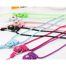 Lanyard drive online shopping - in Function Rotatable Neck Strap Detachable Finger Ring Lanyard Necklace For iphone galaxy s10 Flash Drives ID Cards