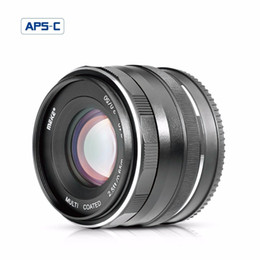 $enCountryForm.capitalKeyWord Australia - MK 50mm f 2.0 Large Aperture Manual Focus lens For Micro 4 3 OlympusEM10 Mark ii EM5 EM1 and Panasonic Cameras +Free Gift