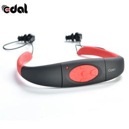 $enCountryForm.capitalKeyWord NZ - Hot EDAL KYK-168 Waterproof 4 8GB MP3 Underwater Music Player Stereo Bluetooth Earphone Audio for Swimming Sport New