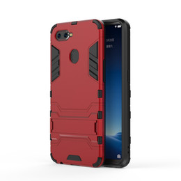 $enCountryForm.capitalKeyWord UK - 2 in 1 back Protection Shockproof + Anti-Skid Phone Case for OPPO F9 Pro Cover for OPPO F9