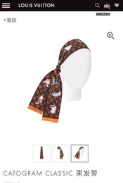 $enCountryForm.capitalKeyWord Australia - 2019 Hand Bag Scarves Women Small Silk Hat Scarf kerchief Neckerchief Flower Print Headdress Handle Bag Ribbon Long Scarves & Wraps