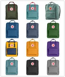 $enCountryForm.capitalKeyWord Australia - TOP Fjallraven - Kanken Designer Backpack Luxury Letter Acne&Fjallraven 16L for Childs Sports Cute Girls Handbag Trendy Classic Street Bags