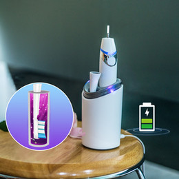 $enCountryForm.capitalKeyWord Australia - Aiwejay Sonic Electric Toothbrush Kit with UV Sanitizer Dryer Rinse Cup & Portable for Adults, White 21