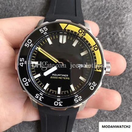 mens sapphire crystal sport watches Australia - 44MM AUTOMATIC TOP BEST QUALITY MEN WATCH SAPPHIRE CRYSTAL WATERPROOF WRISTWATCH MENS WATCHES OCEAN SEA LUMINOUS WATCH RUBBER STRAP 356802