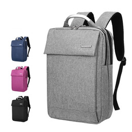 Wholesale Oxford backpack computer bag Business simple inch gift backpack men women school bag laptop sports rucksack