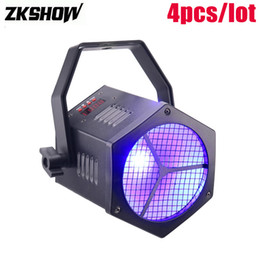 blinder stage light UK - 80% Discount 40W RGBW LED COB Blinder Light Lyre DMX DJ Disco Home Party Music Decoration Stage Lighting Effect Projector Iluminacao Festa