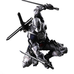 Play Toys For Men Australia - Deadpool Action Figure PVC Collectible Model Doll Toy 26cm Play Arts Kai Super Hero X-Men Collection Kids Toys for Christmas Birthday