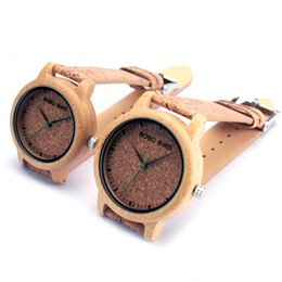 japan movement wood watches Australia - Bobo Bird M12 Bamboo Wood Quartz Watch For Men And Women Wristwatches Top Brand Luxury With Japan Movement As Gift MX190801
