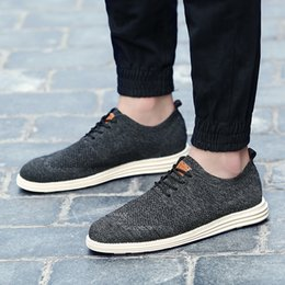 brogues shoes women Australia - 2019 Summer New Vintage Men Casual Shoes Men Business Formal Brogue Weave Carved Oxfords Wedding Dress Shoes Breathable MX190713