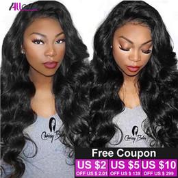 Human Weaving Hair Sale Bundles Australia - Allove Unprocessed Brazilian Body Wave Hair Extensions 100% Brazilian Human Hair Weave Sale Brazilian Virgin Hair Body Wave 3 Bundles Deals