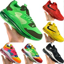 Wholesale people court online – design 2020 OBJ Leather Mesh Running Sneakers Original Young King of the People Odell Beckham Jr OBJ Zoom Air Sports Shoes