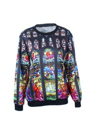 Wholesale design hoodies for free for sale – custom Mens Hoodies Notre Dame de Paris Fashion Design New Pullover Print O Neck Hoodies Sweatshirts For Men Women