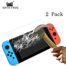 H Case UK - 2 Pack 9 H Tempered Glass Screen Protector For Nintend Switch Protective Film Cover For Nintend Switch NS Accessories 2018