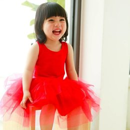 $enCountryForm.capitalKeyWord Australia - WNLEIGEL girls patchwork princess dresses kids dance fashion tutu dress baby party summer clothes children 1-6 years