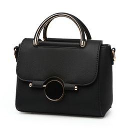 $enCountryForm.capitalKeyWord Australia - 1Women Handbag Leather Women Bags Shoulder Messenger Bag Feminine Crossbody Handbag Lock Design Ladies Minimalist High Quality