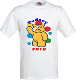 $enCountryForm.capitalKeyWord NZ - 2018 PUDSEY WITH BALLOONS BEAR FULL COLOR SUBLIMATION T SHIRT Funny free shipping Unisex Casual Tshirt